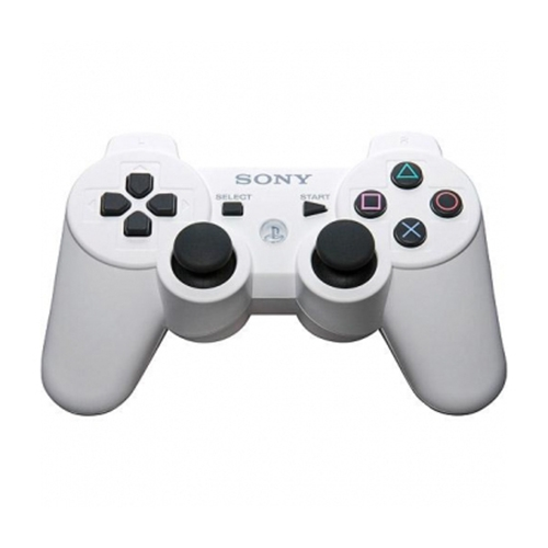 Sony Ps3 Dualshock 3 Wireless Controller Beyaz