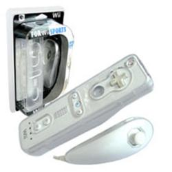 Wii Remote Controller Crystal