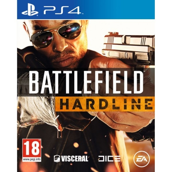 Ps4 Battlefield 4 Hardline