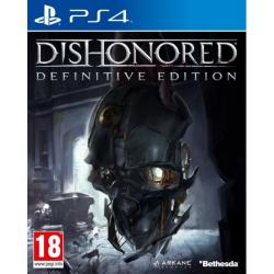 Ps4 Dishonored Definitive Edt.