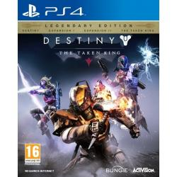 Ps4 Destiniy The Taken King Legendary Edition