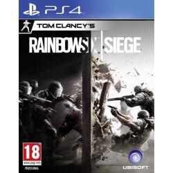 Ps4 Tom Clancy`s Rainbow Six Siege