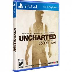 Ps4 UnchartedThe Nathan Drake Collectio Türkçe Dublaj