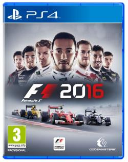 Ps4 F1 2016 Formula 2016