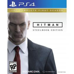 Ps4 Hitman Steelbook Edition