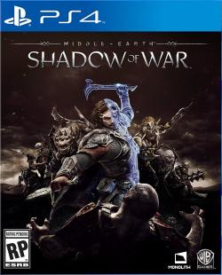 Ps4 Middle Eart Shadow Of  War
