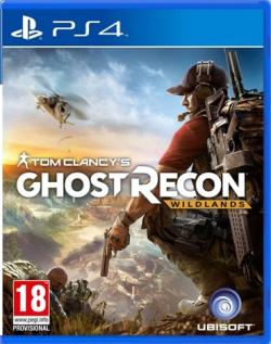 Ps4 Tom Clancy s Ghost Recon Wıldlands
