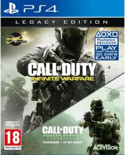 Ps4 Call of Duty: Infinite Warfare Legacy Edition