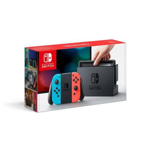 Nintendo Switch Mavi Kırmızı Joy - Con Oyun Konsolu