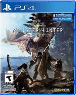 Ps4 Monster Hunter: World
