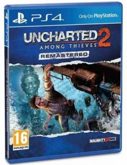 Ps4 Uncharted 2 Among Thieves Remastered Türkçe Dublaj