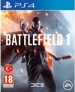 Ps4 Battlefleld 1 Türkçe
