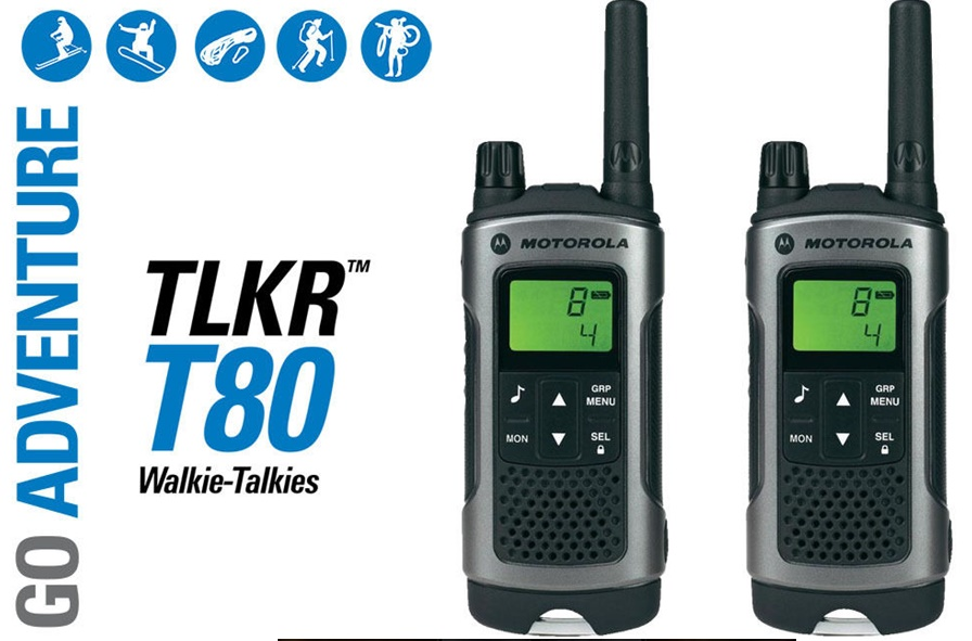Motorola T80 PMR El Telsizi