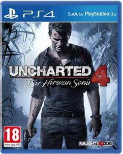 Ps4 Uncharted 4 Ps4 Türkçe Dublaj