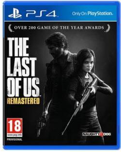 Ps4 The Last of Us: Remastered Türkçe