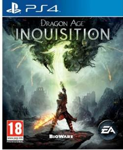 Ps4-Dragon Age Inguisition