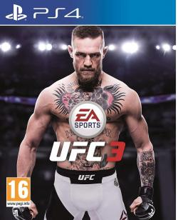 EA Sports: UFC 3 Ps4 Oyunu