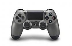 Sony Playstation V2 Yeni Nesil PS4 Controller Dualshock 4 Steel Black Colour CUH-ZCT2G