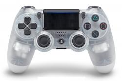 Sony Playstation V2 Yeni Nesil PS4 Controller Dualshock 4 Crystal Colour CUH-ZCT2G