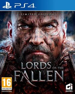 Lords of the Fallen Limited Edition Ps4 Oyunu