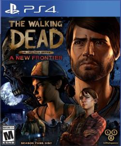 Ps4 Telltale: Walking Dead Season 3