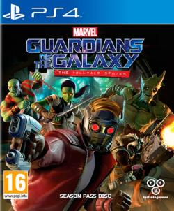 Ps4 Marvel - Guardians of the Galaxy: The Telltale Series
