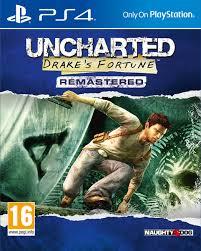 Ps4 Uncharted: Drake's Fortune Türkçe Dublaj