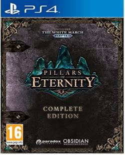 Ps4  Pillars of Eternity Complete Edition
