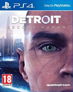 Ps4 Detroit Become Human Türkçe Metin PS4 Oyunu