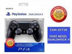 Sony Ps4 Dualshock 4 V2 Black(Siyah) Yeni Nesil Sony Eurasıa Resmi Garantili Ürün