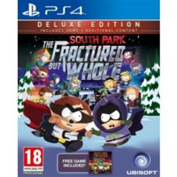 Ps4 South Park The Fracture But Whole
