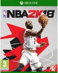 X1 Nba 2k18 Xbox One Xbox One Oyunu