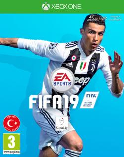 XB1 Xbox One Fifa 19