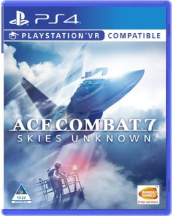 Ps4 Ace Combat 7 Vr: Skies Unknown