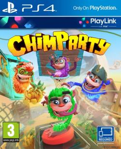 Ps4 Chimparty Playlink