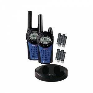 Aselsan Cobra MT-975 El Telsizi  2 Adet Cihaz, 2 Adet Pil Seti 1 Adet İkili Masa Üstü Şarj Cihaz