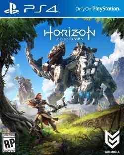 Horizon Zero Dawn Ps4 Oyunu